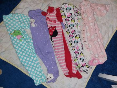 Size 3-6/6 Month Light Sleepers
