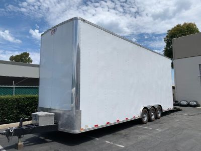 2016 28' Stacker Trailer