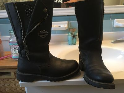 Women s Harley riding boots