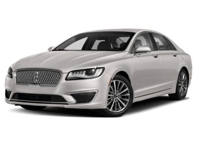 2018 Lincoln MKZ (White Platinum Metallic Tri-Coat)