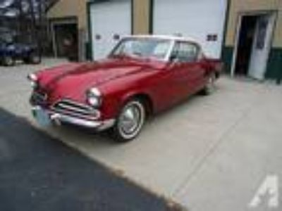 1953 Studebaker Champion 2 Door Hardtop Free Shipping