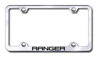 Find Ford Ranger Wide Body Eng. Chrome License Plate Frame -Metal Made in USA Genuin motorcycle in San Tan Valley, Arizona, US, for US $30.98