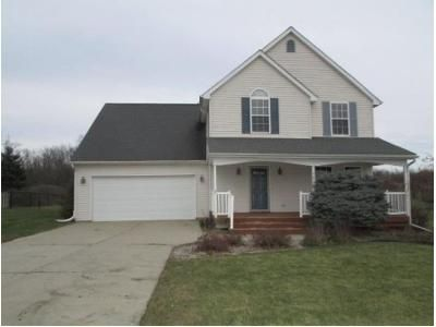 4 Bed 2.1 Bath Foreclosure Property in Potterville, MI 48876 - Sunset Dr