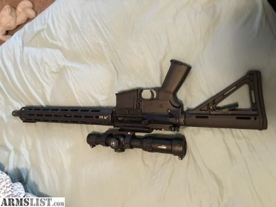For Sale: Aero/Anderson AR-15