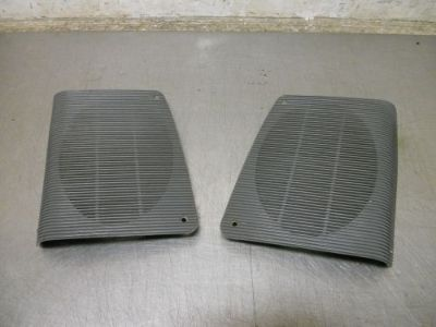 Buy 87-93 Ford Mustang GT LX Rear Grey Speaker Grills 92 91 90 89 88 motorcycle in Franklin, Indiana, United States, for US $19.99