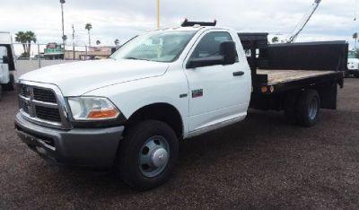 2011 Dodge 3500 *Flat Bed* 28 K Miles