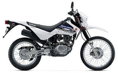 2019 Suzuki DR200S Dual Purpose Motorcycles Woodinville, WA