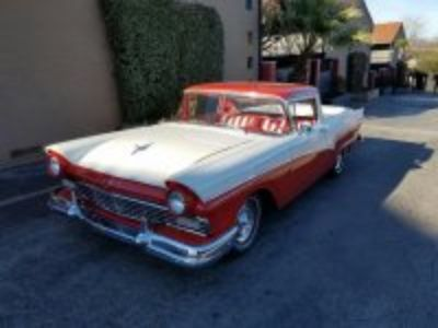 Featured 1957 Ford Ranchero Custom