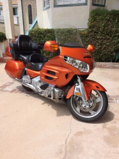 2002 Honda GOLD WING 1800 TOUR
