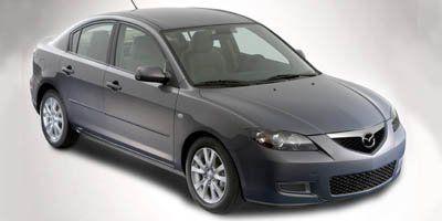 2007 Mazda Mazda3 i (Gray)