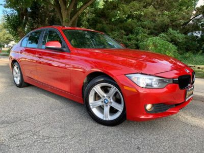 2015 BMW 3-Series 4dr Sdn 320i xDrive AWD (Melbourne Red Metallic)