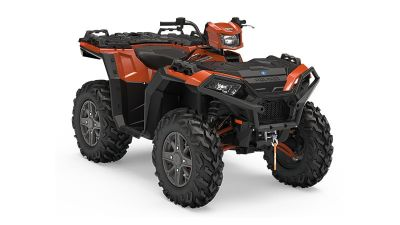 2018 Polaris Sportsman XP 1000 LE Utility ATVs Mahwah, NJ