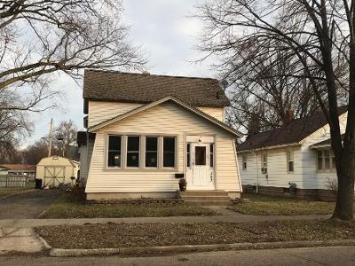 4 Bed 1 Bath Preforeclosure Property in Holland, MI 49423 - W 22nd St