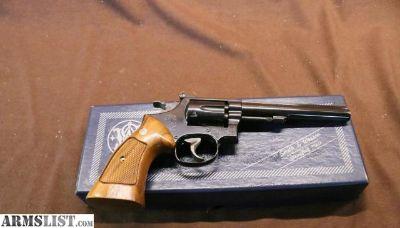 "For Sale: NIB Smith & Wesson 17-3 6"""