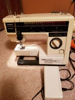 Brother VX-950 Electronic sewing machine.