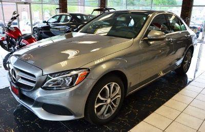 2015 Mercedes-Benz C-Class 4dr Sdn C300 Luxury 4MATIC (Iridium Silver Metallic)
