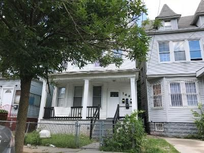 5 Bed 3 Bath Preforeclosure Property in Newark, NJ 07107 - N 9th St