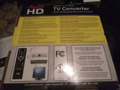Access HD TV Convertor