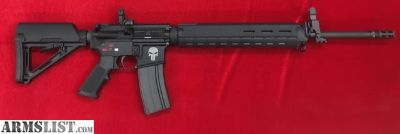 For Sale: CUSTOM AR-15 CALIBERED IN 6.8 SPC W/ 3 MAGS & HARD CASE INV# G-101945-2
