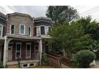 3 Bed 1 Bath Foreclosure Property in Baltimore, MD 21216 - N Longwood St