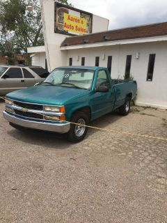 1996 Chevy 1500 long bed