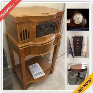 Sterling Moving Online Auction - Parc..