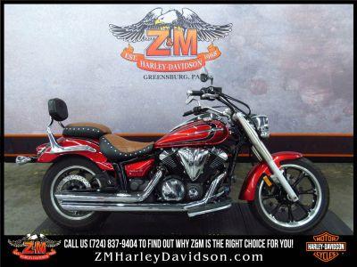 2012 Yamaha V Star 950 Cruiser Motorcycles Greensburg, PA