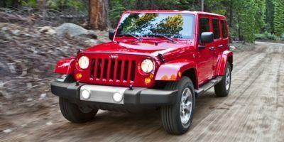 2014 Jeep Wrangler Unlimited Sahara (Copperhead Pearlcoat)