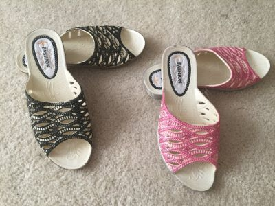 Sandals from Mexico