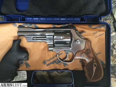For Sale/Trade: SMITH & WESSON 625-5 MOUNTAIN GUN STAINLESS 45 COLT