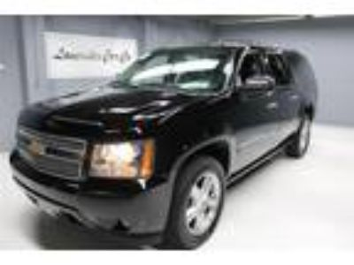 Used 2013 CHEVROLET SUBURBAN For Sale