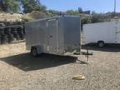 2019 Look Trailers ST Cargo Trailers STLC6X12SI2