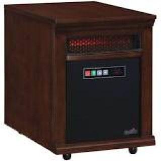 Twin Star Portable Heater w/Remote - Like New