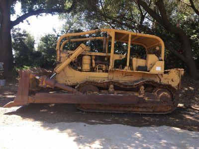 1962 Caterpillar D84 H Crawler Dozer