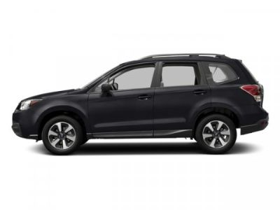 2018 Subaru Forester 2.5i (Dark Gray Metallic)