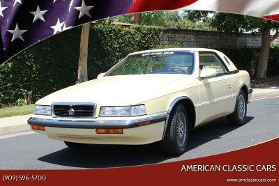 1989 Chrysler TC Turbo 2dr Convertible
