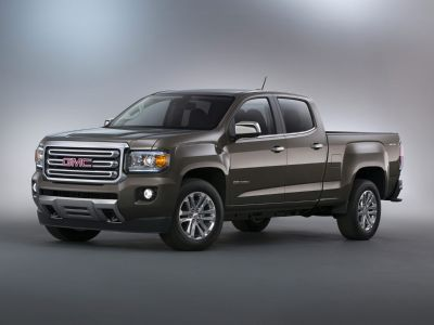 2018 GMC Canyon (Red Quartz Tintcoat)