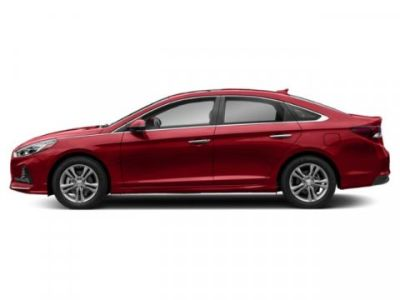 2019 Hyundai Sonata Limited (Scarlet Red)