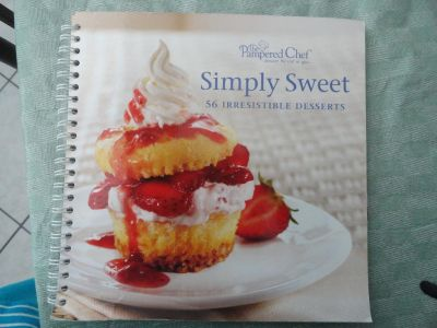 ''SIMPLY SWEER'' COOKBOOK BY PAMPERED CHEF