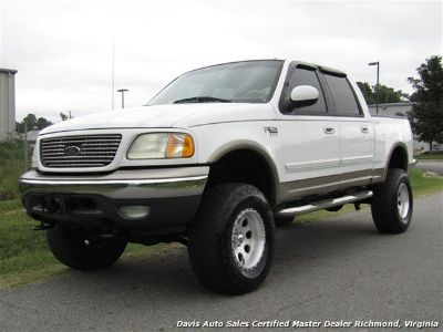 2001 Ford F-150 King Ranch (White)