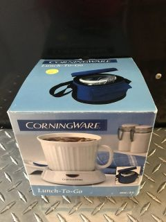 Corning Ware Lunch-To-Go (Never Used)