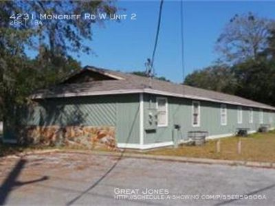 Apartment Rental - 4231 Moncrief Rd W Unit 2