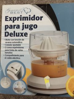 Westinghouse Deluxe Juicer