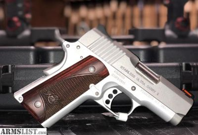 For Sale: KIMBER STAINLESS ULTRA CARRY 2 9MM $795