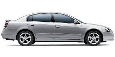 2005 Nissan Altima 3.5 SE (GOLD)