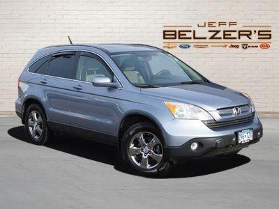2008 Honda CR-V EX-L (Glacier Blue Metallic)