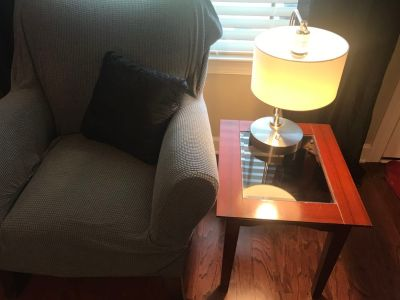 Small end table only