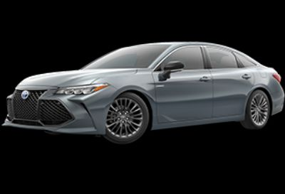 2019 Toyota Avalon Hybrid XSE (Harbor Gray Metallic)