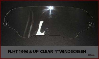 Find Windshield Harley Davidison Dresser Bagger Ultra FLTH motorcycle in Ashton, Illinois, US, for US $49.99