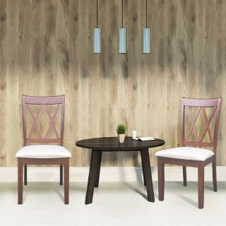 Set of 2 Dining Side Chairs